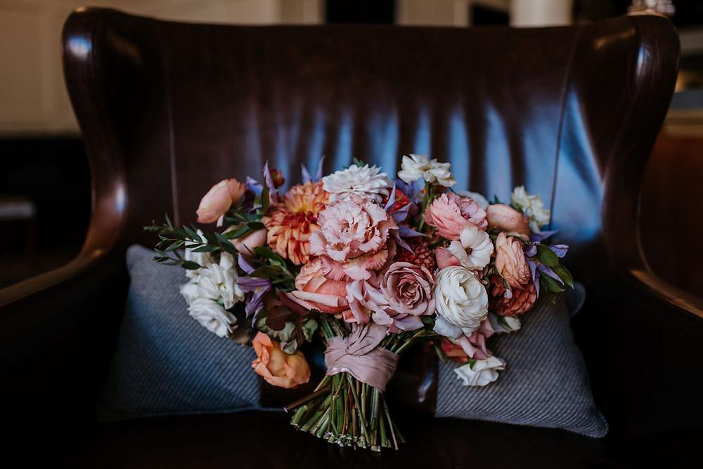 denver wedding florist bridal bouquet