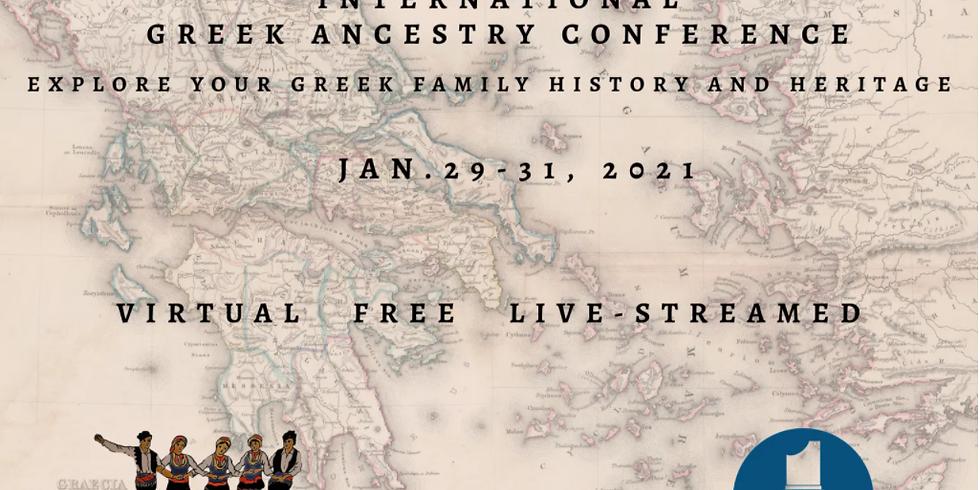 International Greek Ancestry Conference