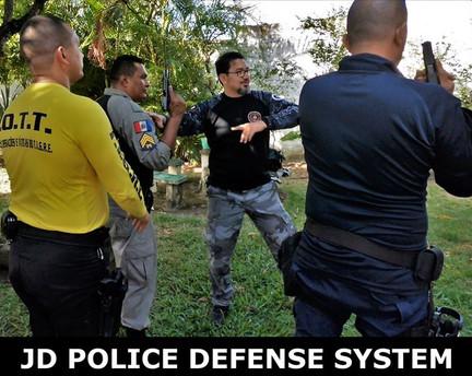 JD POLICE DEFENSE SYSTEM _Seminário de A