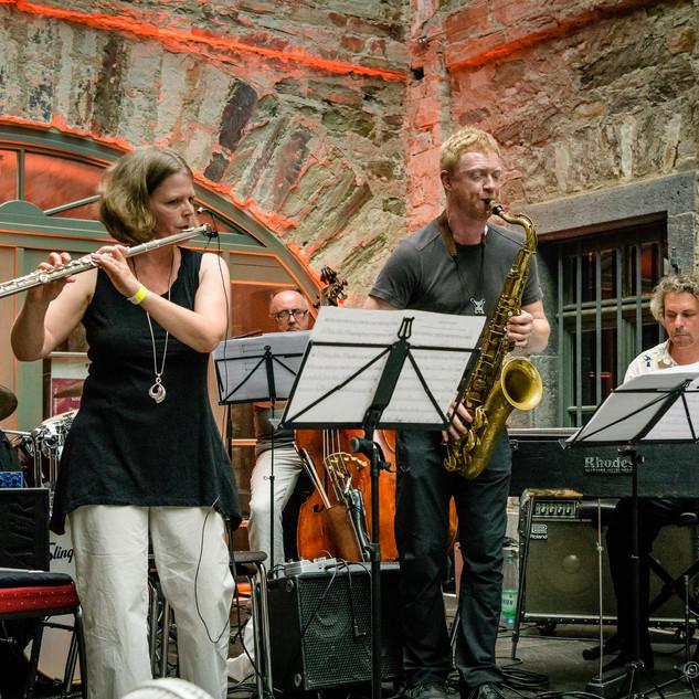Koblenzer Jazz Night 2018 Klaus Ma