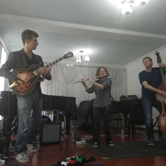 Masterclass  mit Jeeep Tadschikistan