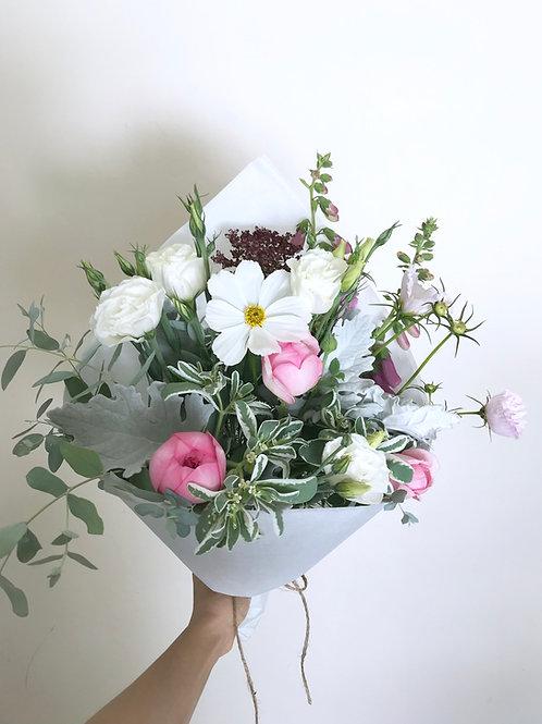 Seasonal blooms subscription