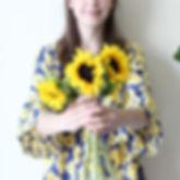 Local flowers, flower farm, organic flowers, sunflowers