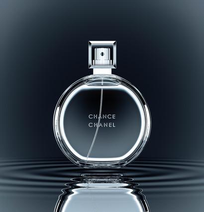 Chanel Chance Fragrance Prototype