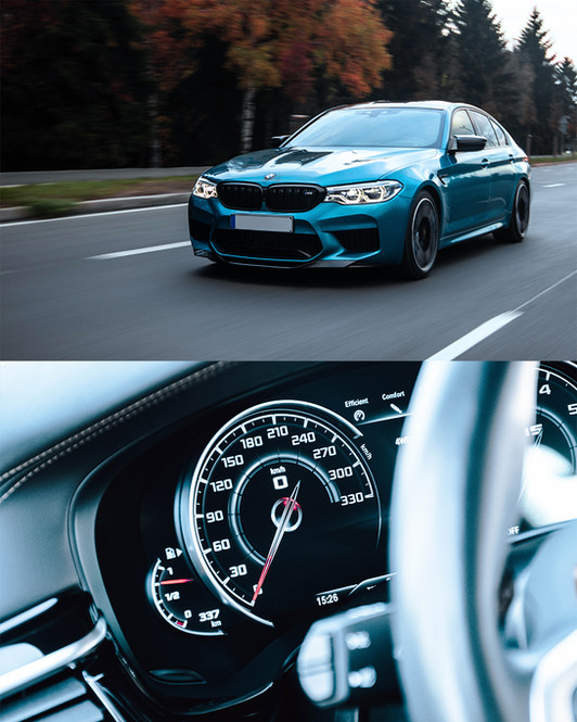 BMW M5 F90 Competion