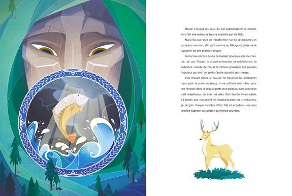 INIS FAIL - page 3 - Ireland, celtic mythology & Fintan