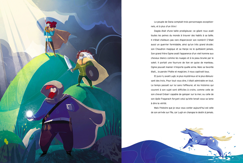 INIS FAIL - Page 5 - Lugh, Dagda & Ogme