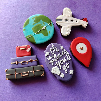 Travel themed