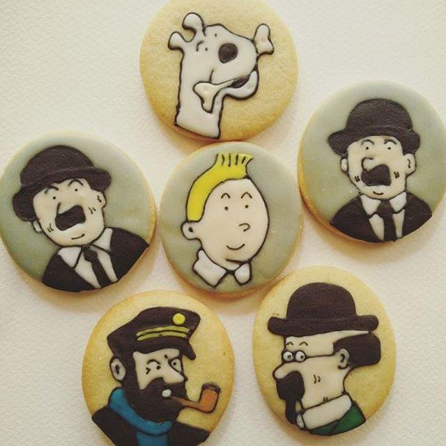 The #tintincookies platter.jpg