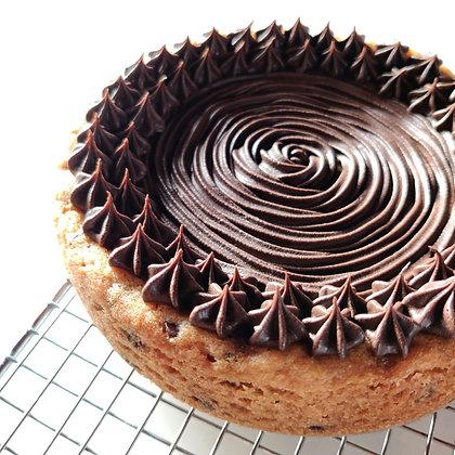 Chocolate Pan Pizzookie