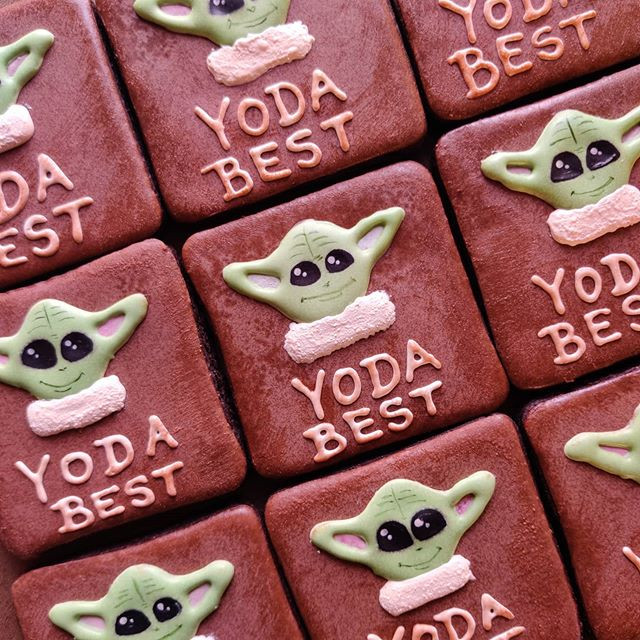 THE BEST, YES YOU ARE. #neverdoubtyoda