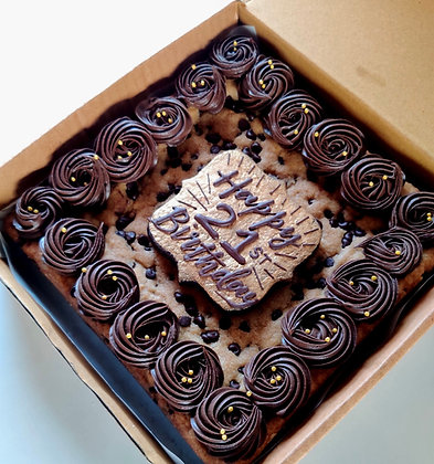 Message Cookie-Cake