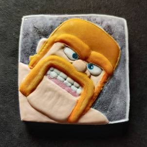 This #Clashofclans character (I think he