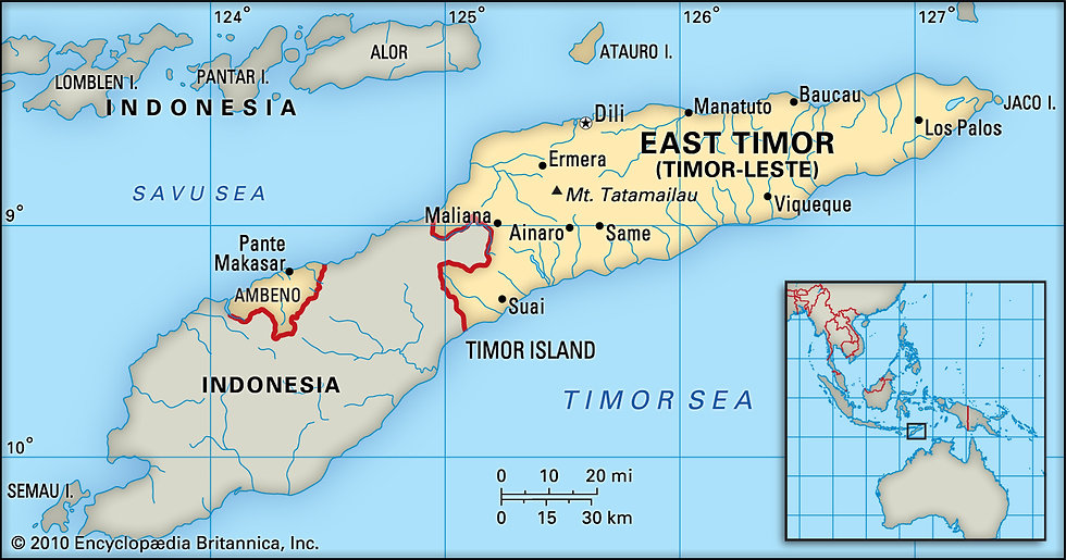 Map of East Timor I.jpg