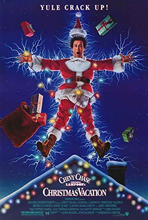 8 - National Lampoon's Christmas Vacatio
