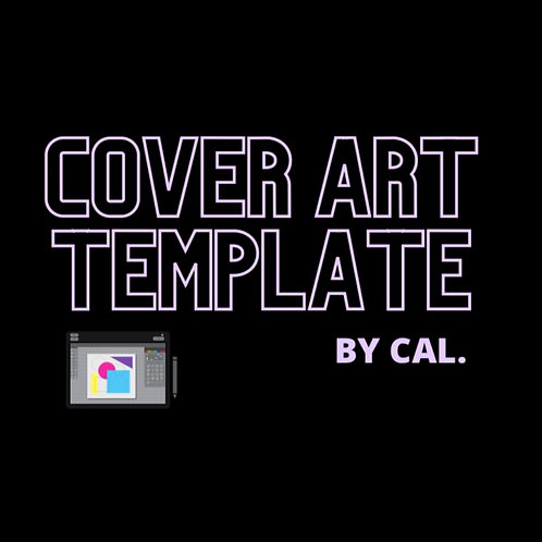 Cover Art Template By CAL.