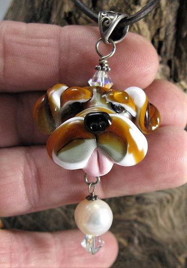 Dog head #1