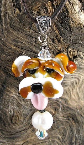 Dog head #2