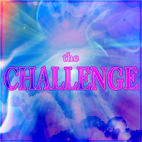 the challenge (2_9 filled lettering _ da