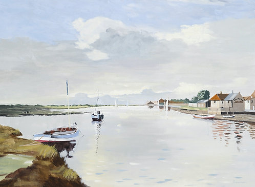 East Quay in Cox's day