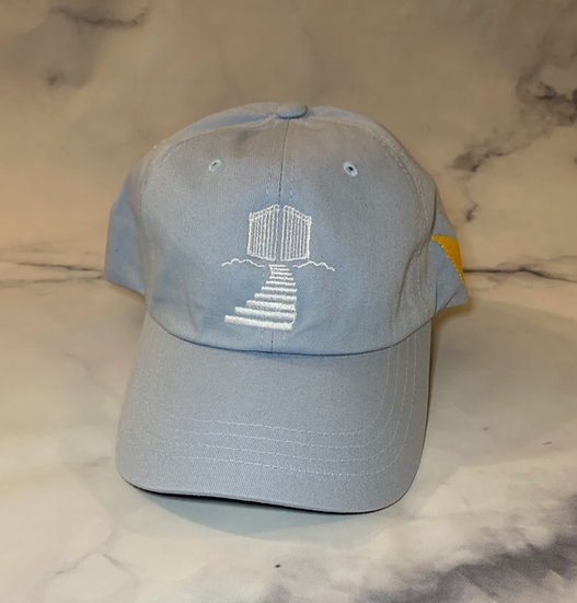 """""""Empowerment"""" Collection Hat - Light Blue"""
