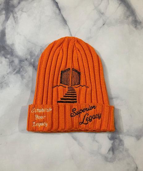 Limited Orange Beanie