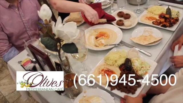Olives  Commercial