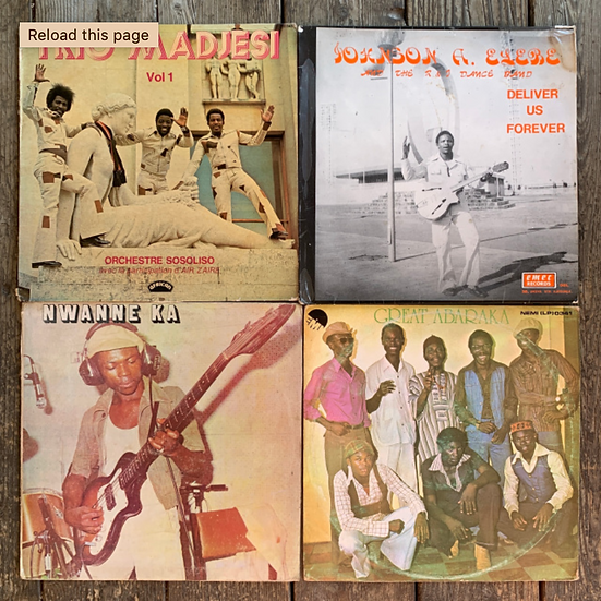 AFRICAN RECORD SUBSCRIPTION - 6 MONTH SUBSCRIPTION