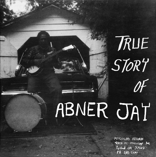 MR-036 The True Story of Abner Jay
