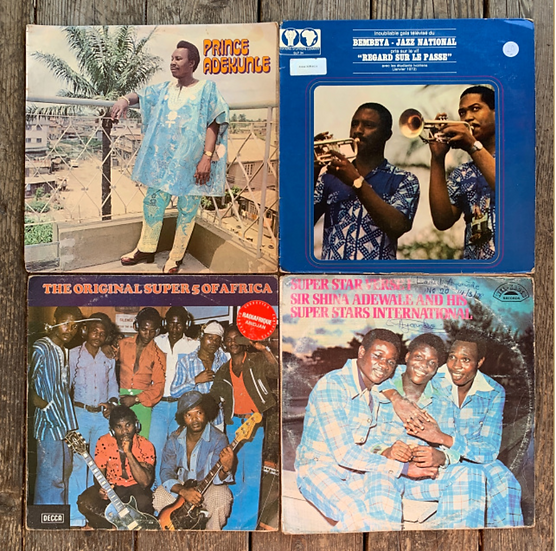 AFRICAN RECORD SUBSCRIPTION - ONE YEAR