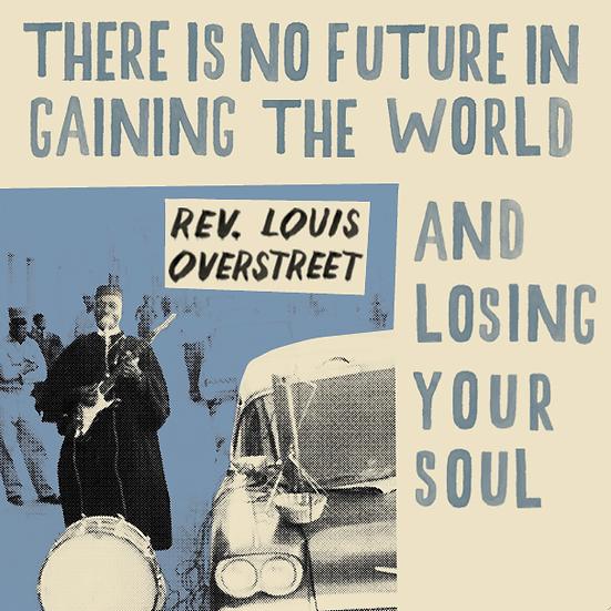 """LA-002 Reverend Louis Overstreet 7"""""""
