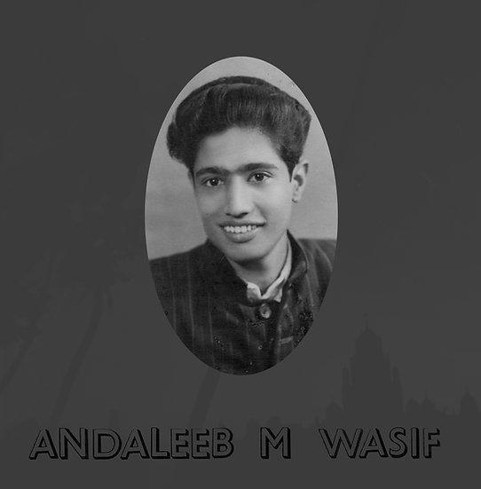 Andaleeb M. Wasif
