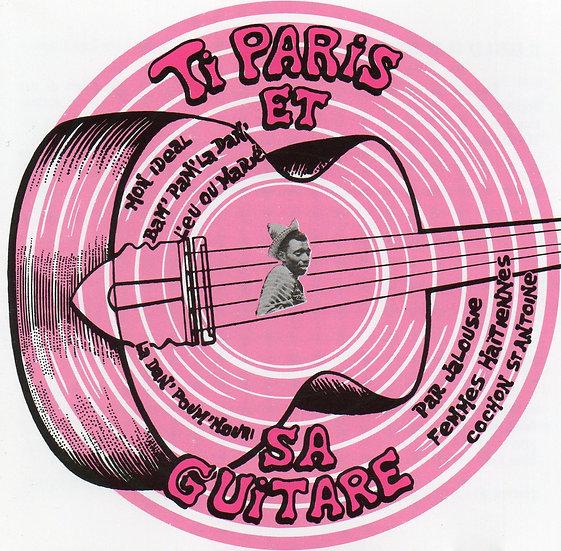LA-010 Ti-Paris et sa Guitare