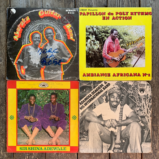 African Record Subscription - One Time