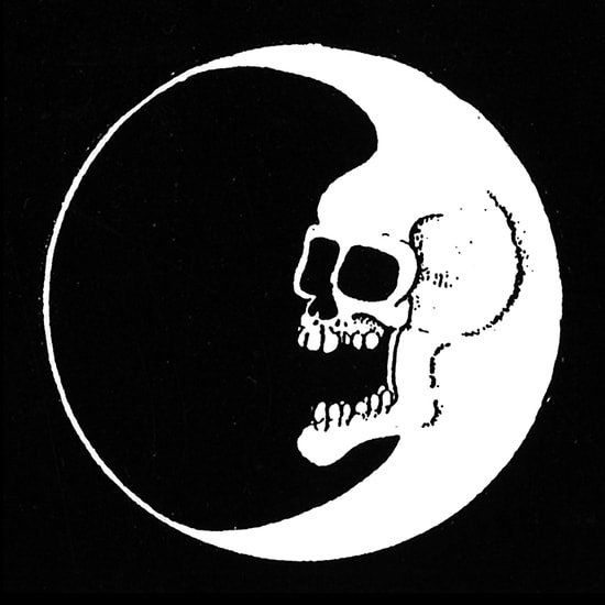 MRP-101 Dead Moon Book & 2 x LP