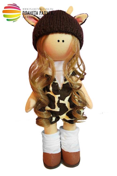 Набор для создания интерьерной куклы «Инга» 22 см