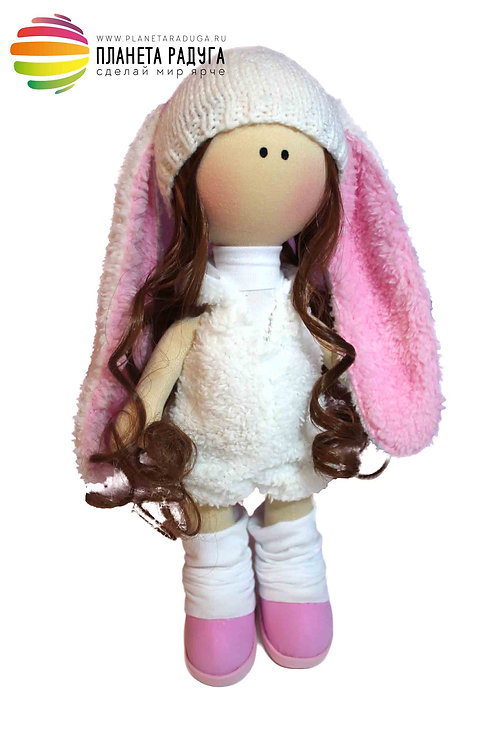 Набор для создания интерьерной куклы «Вероника» 22 см