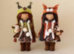 интерьерные куклы зеленоград