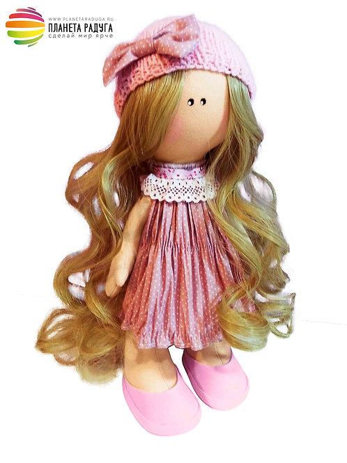 Набор для создания интерьерной куклы «Марина» 22 см