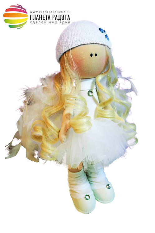 Набор для создания интерьерной куклы «Элиза» 33 см