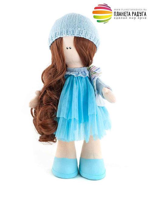 Набор для создания интерьерной куклы «София» 33 см