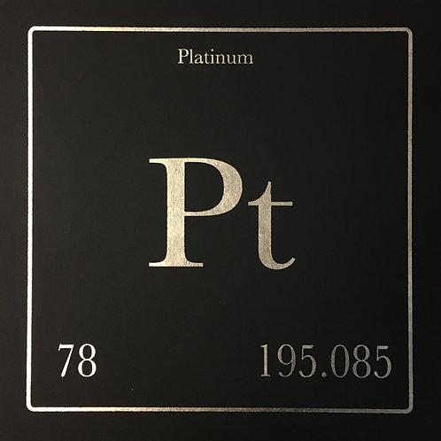 Platinum (Pt)