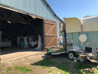 Kingsthorpe Lodge Farm - wedding fair