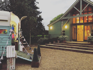 Zoe & Josh - The Garden Room in Suffolk