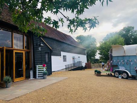 The Barn at Alswick - Wedding Photobooth