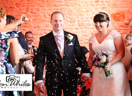 Ian & Ffion Moss Wedding -               Dodford Manor