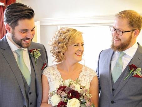 Emma & Chris Lucey- Wedding Horwood House