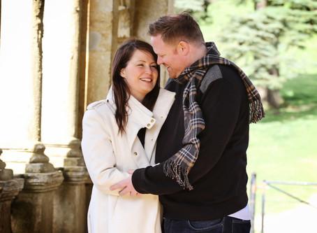 Tom & Lara - Wedding Engagement Photoshoot