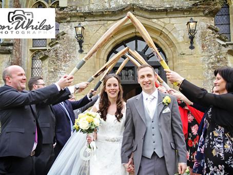 Mr & Mrs Collings - Wedding, Horwood House