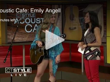 CT Styles: Acoustic Café